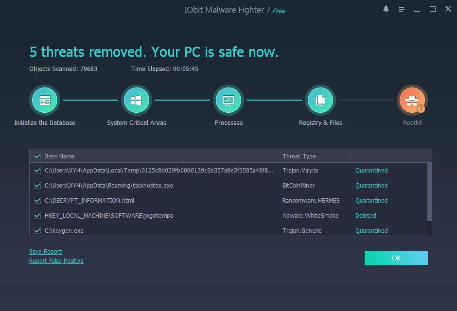 iobit malware fighter crack activation key