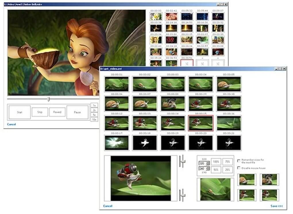 Video Thumbnails Maker
