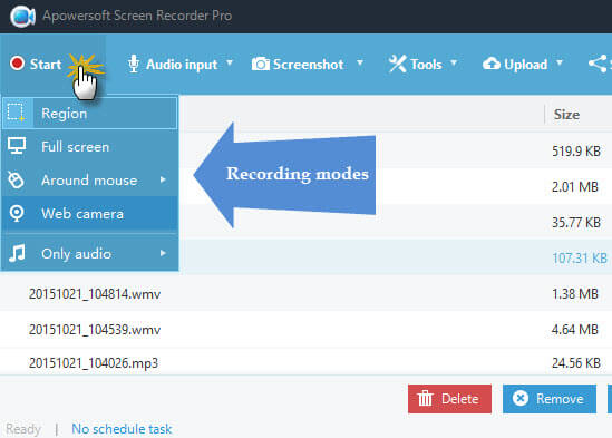 apowersoft screen recorder crack serial key
