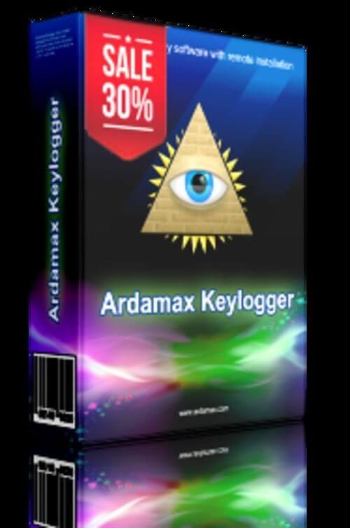 Ardamax Keylogger Crack activation key