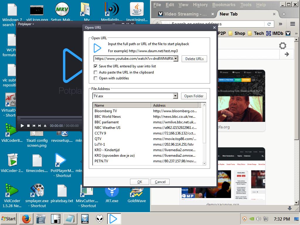 Daum PotPlayer crack licence key