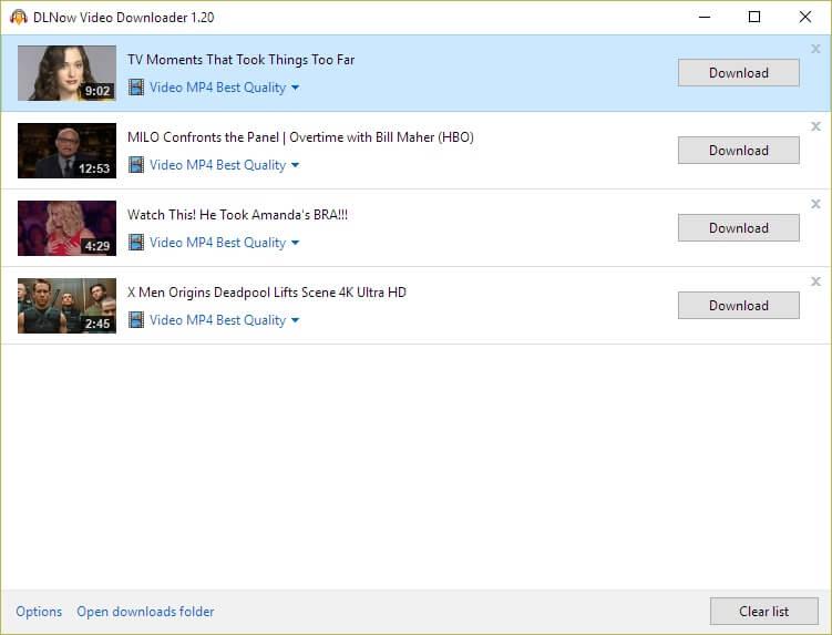 DLNow Video Downloader Crack for mac