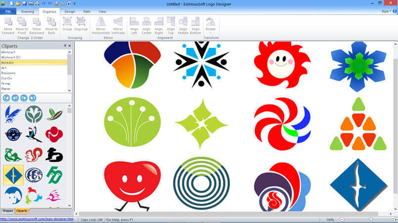 Eximioussoft Logo Designer crack registration key