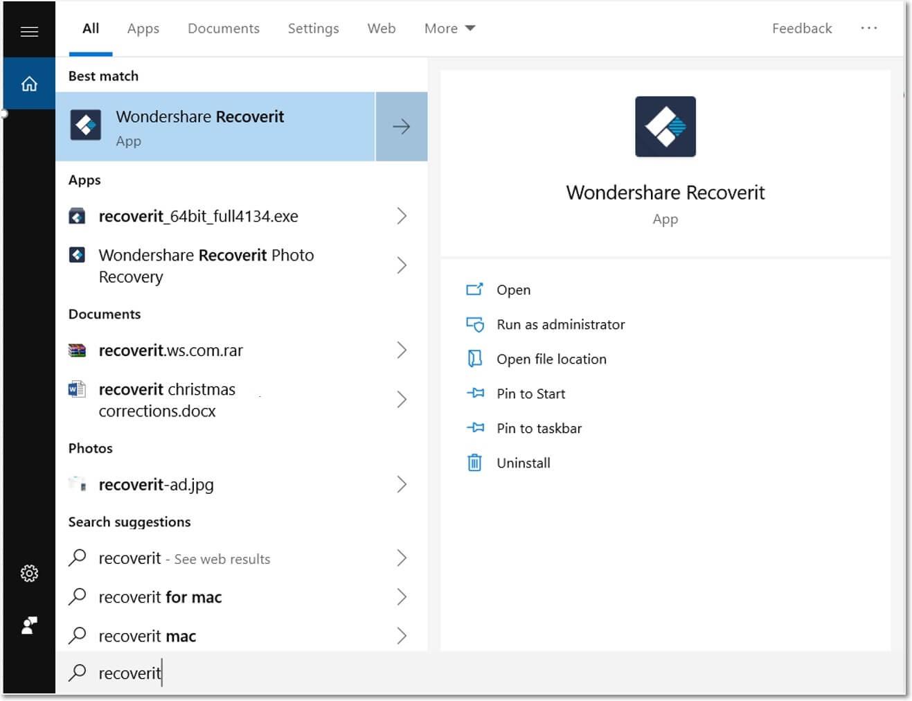 Wondershare Recoverit 7.0.2 Crack licence key