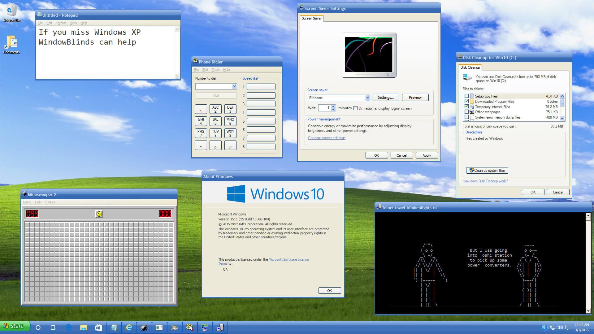 WindowBlinds crack product key