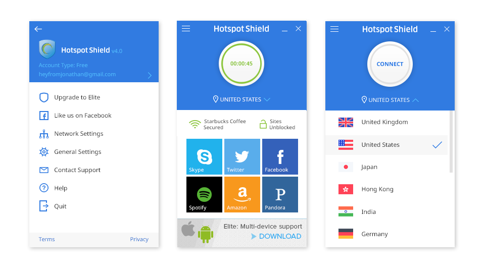 hotspot shield premium crack free download 2021 [latest]