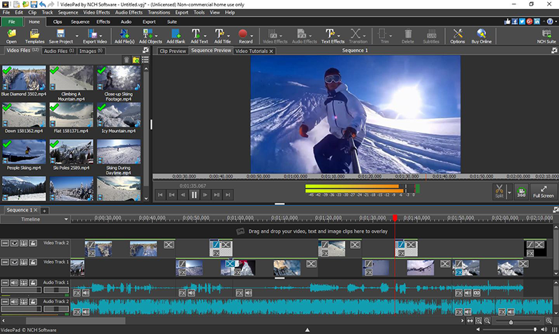 videopad video editor crack free download [latest]