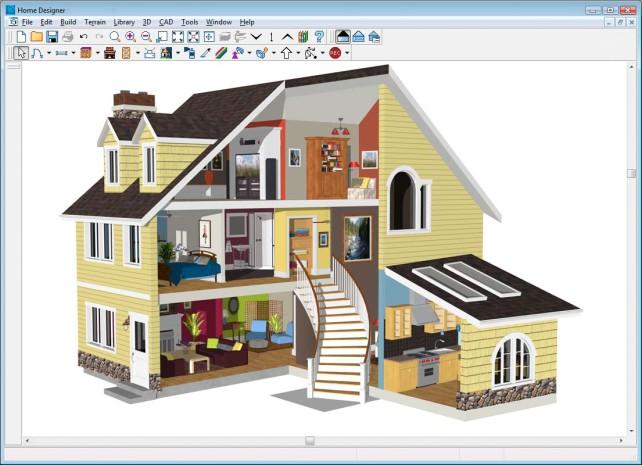 Home Designer Pro Crack 2021 Keygen [Win + Mac]