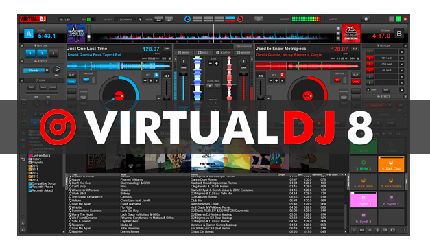 Virtual DJ Pro 8 crack 2021 free download [latest]