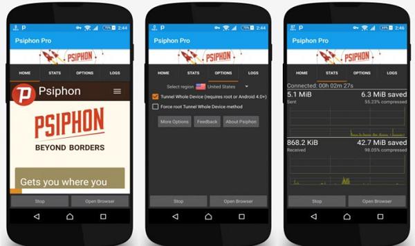 psiphon pro mod apk crack 2021 free download