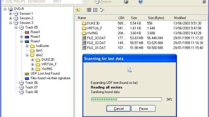 IsoBuster 4.6 Crack + Serial Key Free Download Torrent 2021
