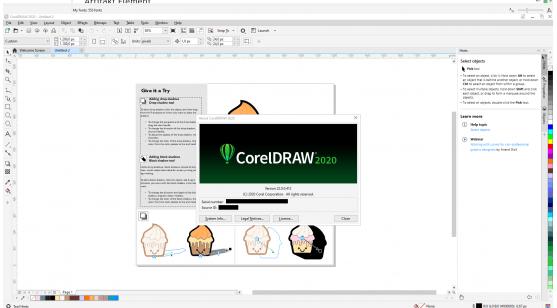 CorelDRAW Graphics Suite 2021 Crack + free Download