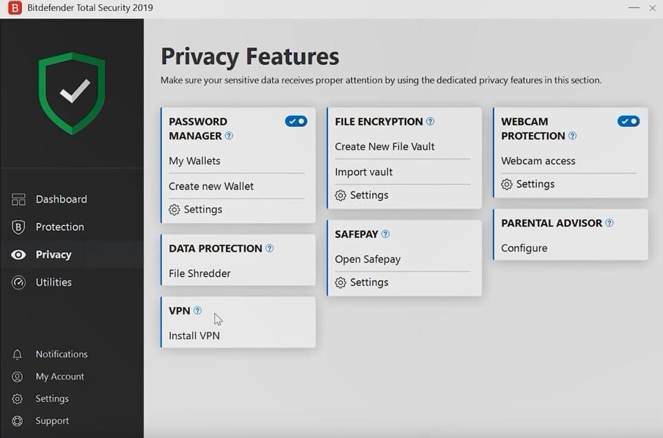 Bitdefender Total Security 2021 License Key + Crack Full [Updated]