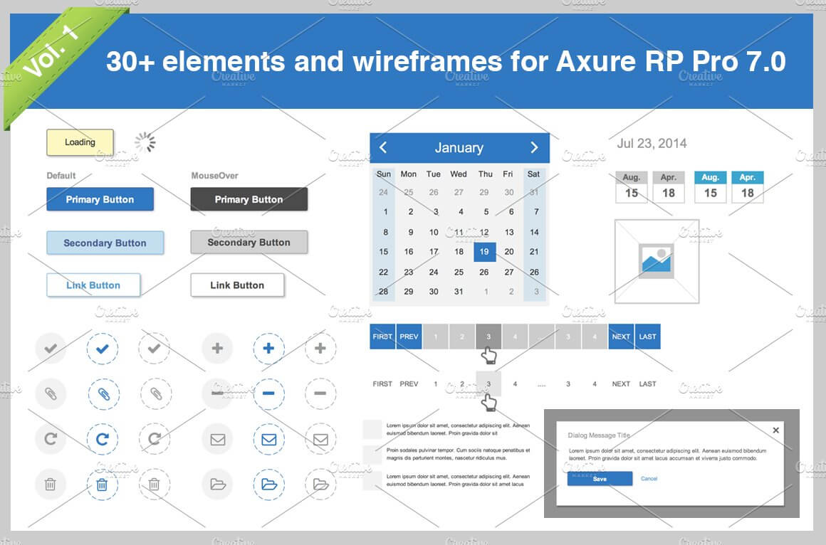 Axure RP Pro 10.0.0.3841 Crack 2022 free