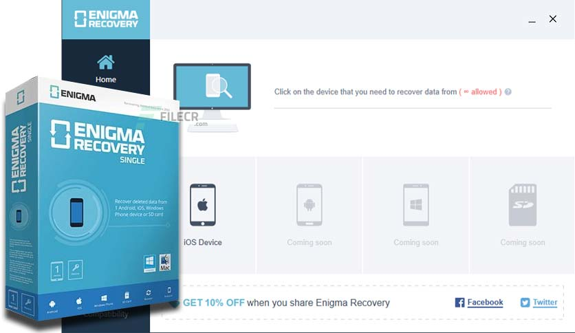 Enigma Recovery Professional 4.1.0 With